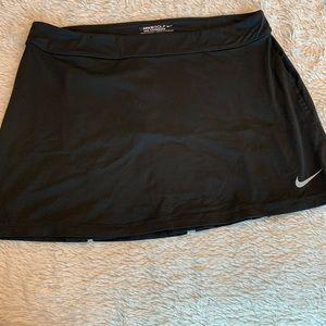 Nike golf skirt